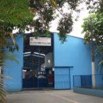 Entrada da Escola 2021